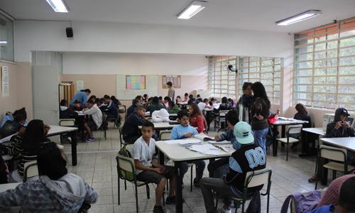 EMEF Campos Salles transforma currículo e valoriza a autonomia do estudante