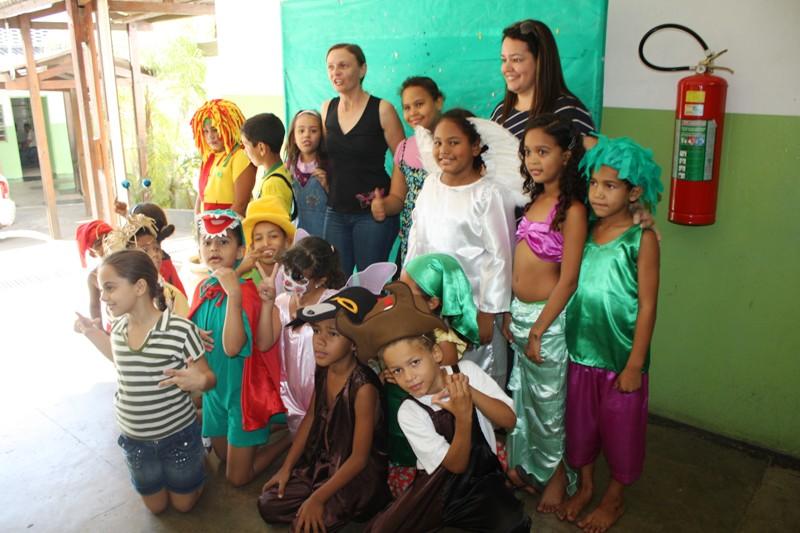 Programa de educação integral de Cuiabá traz comunidade para apoiar escolas