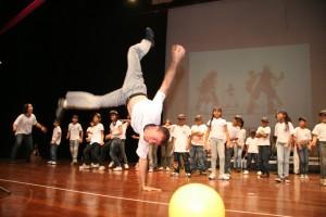 Programa Tempo de Escola/ Créditos: Secretaria de Educação de SBC