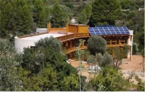 A escola Ojo de Agua, na Espanha, não é uma escola forma, mas sim um espaço educativo e ecológico