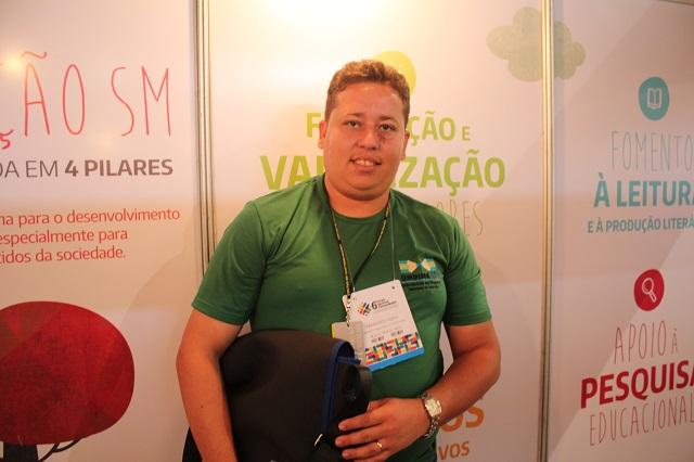 Dirigente do pequeno município do Rio Grande do Norte