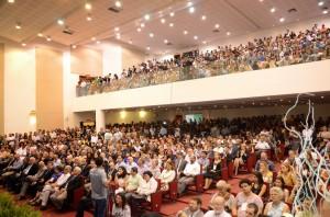 Quase a totalidade dos municípios participaram da SBPC Jovem-Mirim 2014. Créditos: Divulgação