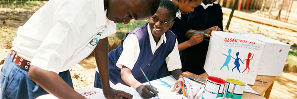 Foto: Prêmio Crianças do Mundo