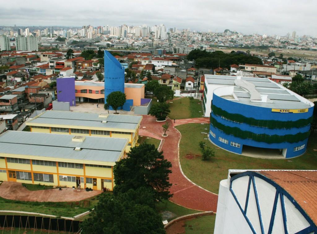 Polo Cultural e de Educação de Heliópolis. Foto: Reprodução