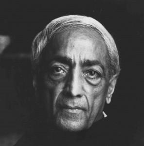 J. Krishnamurti é autor da filosofia pedagógica seguida pela escola. Foto: Reprodução