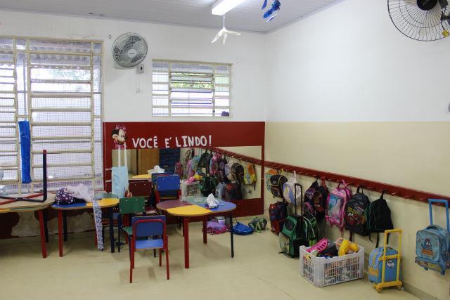 Valorização da beleza de cada criança é ponto forte da escola