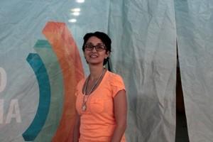 Camila Macedo, educadora e autora de projetos em saúde reprodutiva e sexualidade