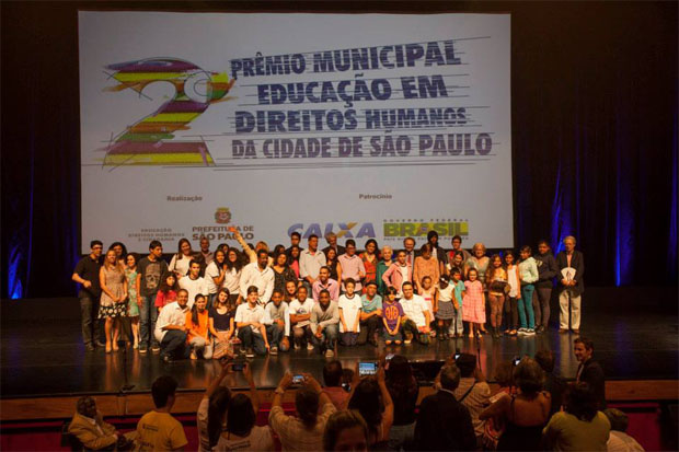 Vencedores da premiação se destacaram em diferentes temáticas (Foto: Paulo Pereira)