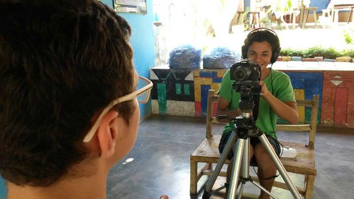 Oficinas e produção audiovisual são pontos fortes da Fundação (Foto: Reprodução)