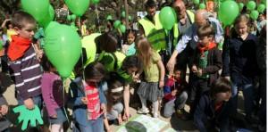 Projeto Caminho Escolar  busca promover a autonomia dos estudantes