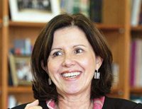 Pilar Lacerda, diretora da Fundação SM