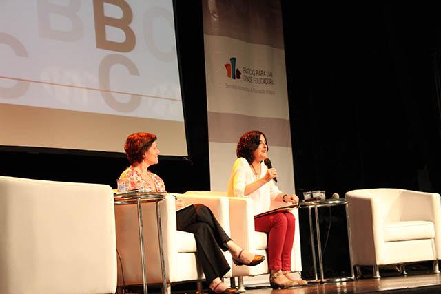 Helena Singer e Julia Quintela: como pensar uma educação que contemple a diversidade do território?
