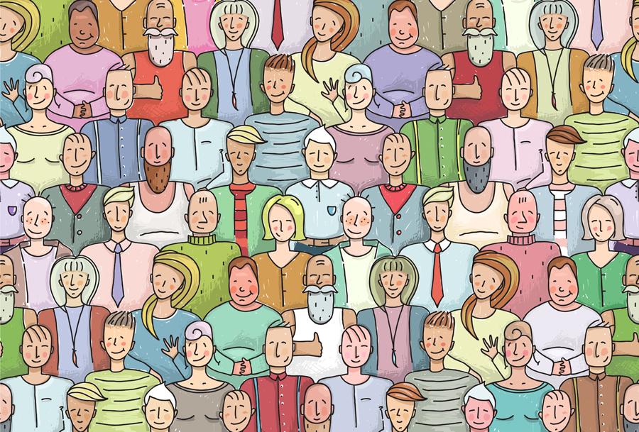pessoas diversidade rede cultura