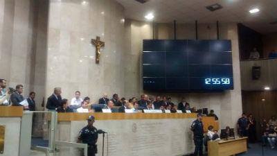 Reunião da Comissão de Finanças e Orçamento.