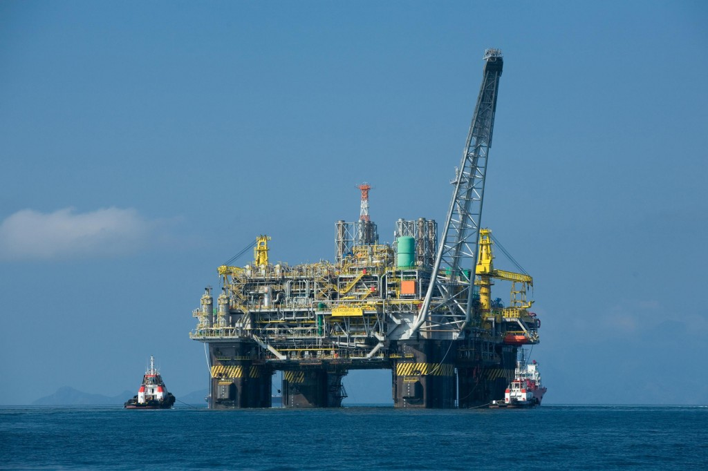 Exploração do pré-sal realizada pelo Petrobras