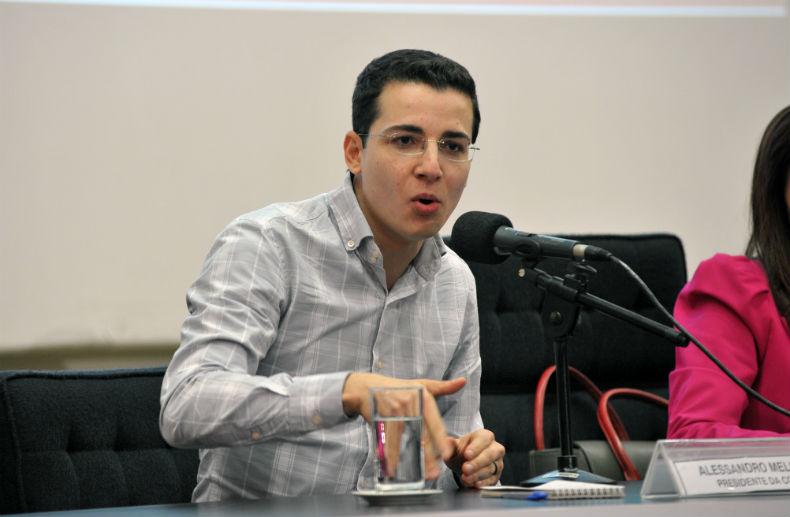 Alessandro Melchior, secretário de Direitos Humanos