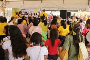 Programa realiza Festival da Primavera no Rio Vermelho. Crédito: divulgação