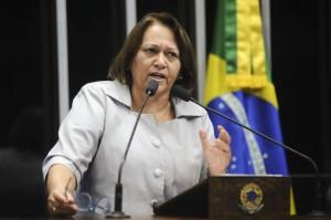 Senadora Fátima Bezerra é vice-presidente da Comissão de Educação, Cultura e Esporte