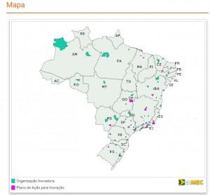 MEC lança mapa da Inovação e Criatividade na Educação Básica. Créditos: divulgação