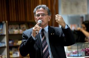 Paulo Rubem, presidente da Fundaj
