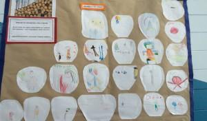 Crianças fizeram trabalho sobre a vida e a importância de Manoel Fiel Filho