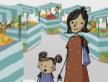 Animação apresenta os alimentos orgânicos e saudáveis às crianças