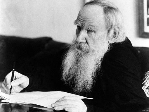 Leon Tolstói foi um escritor russo do século XIX