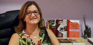 Jaqueline Pasuch do FNE criticou as mudanças na políticas para a primeira infância. Crédito Vanessa Karla