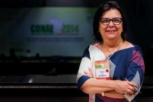 Rita Coelho foi Coordenação Nacional de Educação Infantil do MEC. Crédito: divulgação
