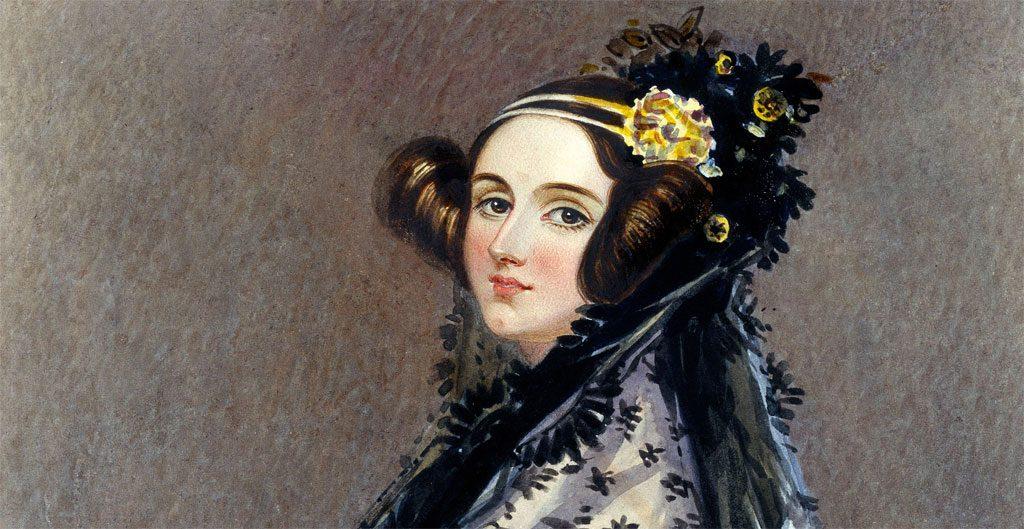 A matemática inglesa Ada Lovelace