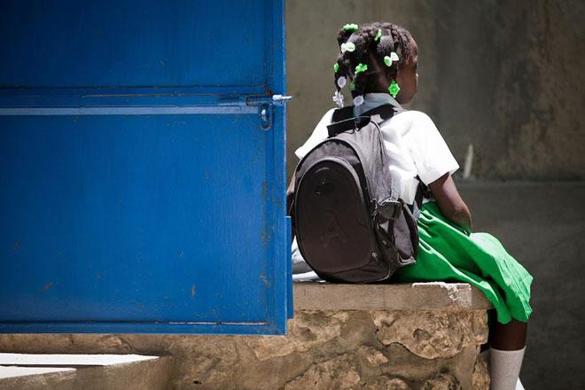Inclusão das meninas na educação