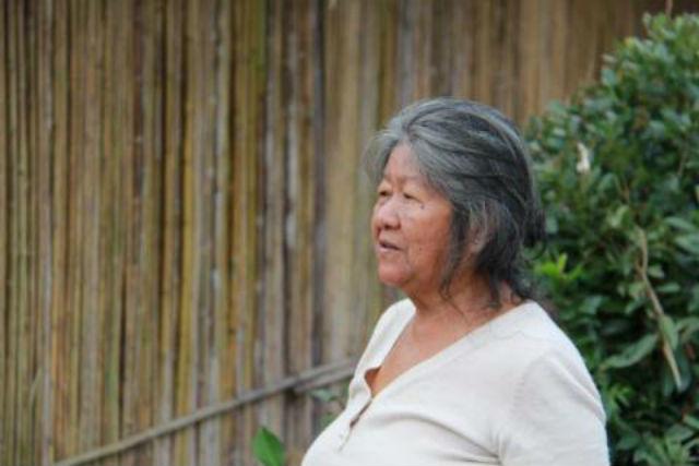 Catarina Kunhã Nimbopyrua, uma das pioneiras na educação indígena
