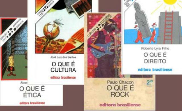 Coleção Primeiros Passos, publicada em 1970, segue atual