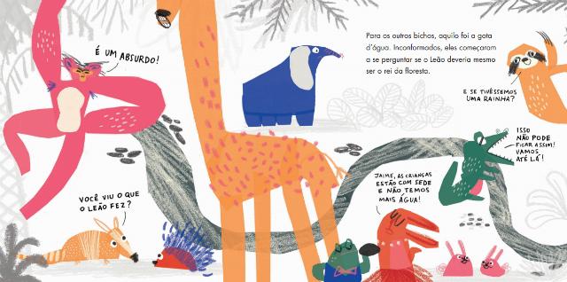 Livro sobre política para crianças