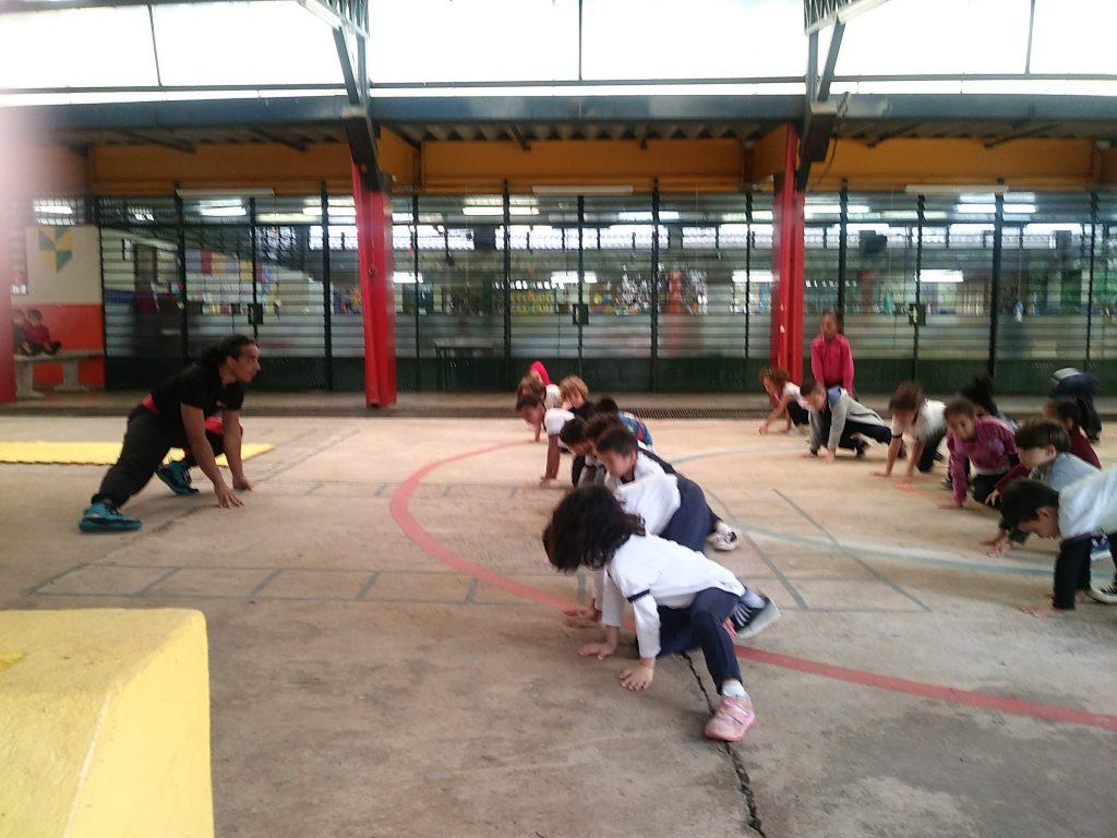 alunos kung fu