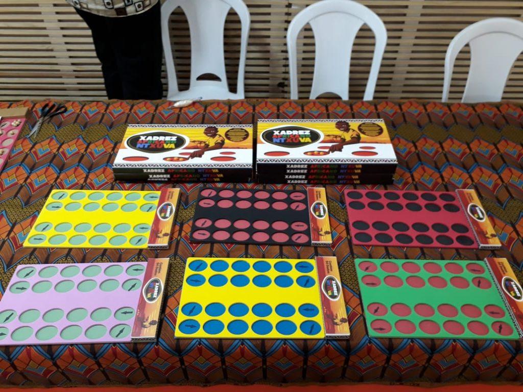 tabuleiros de Ntxuva