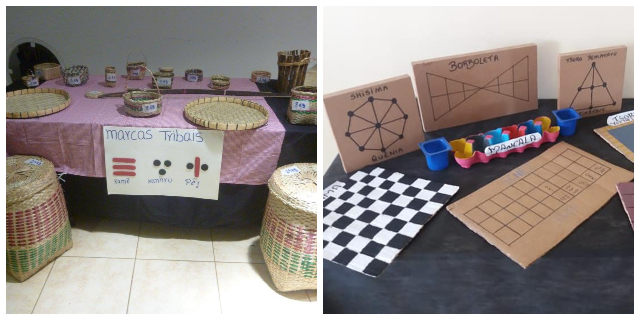 Estudos de jogos e geometria africana