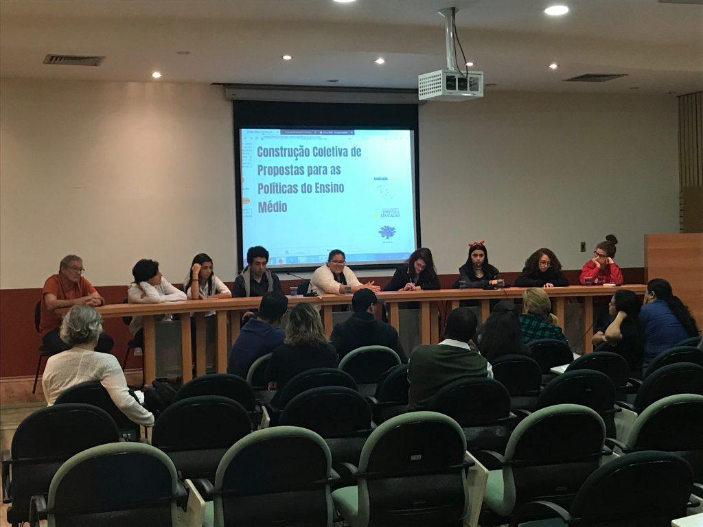 Escolas e Rede de Ensino compartilham suas experiências com a gestão democrática