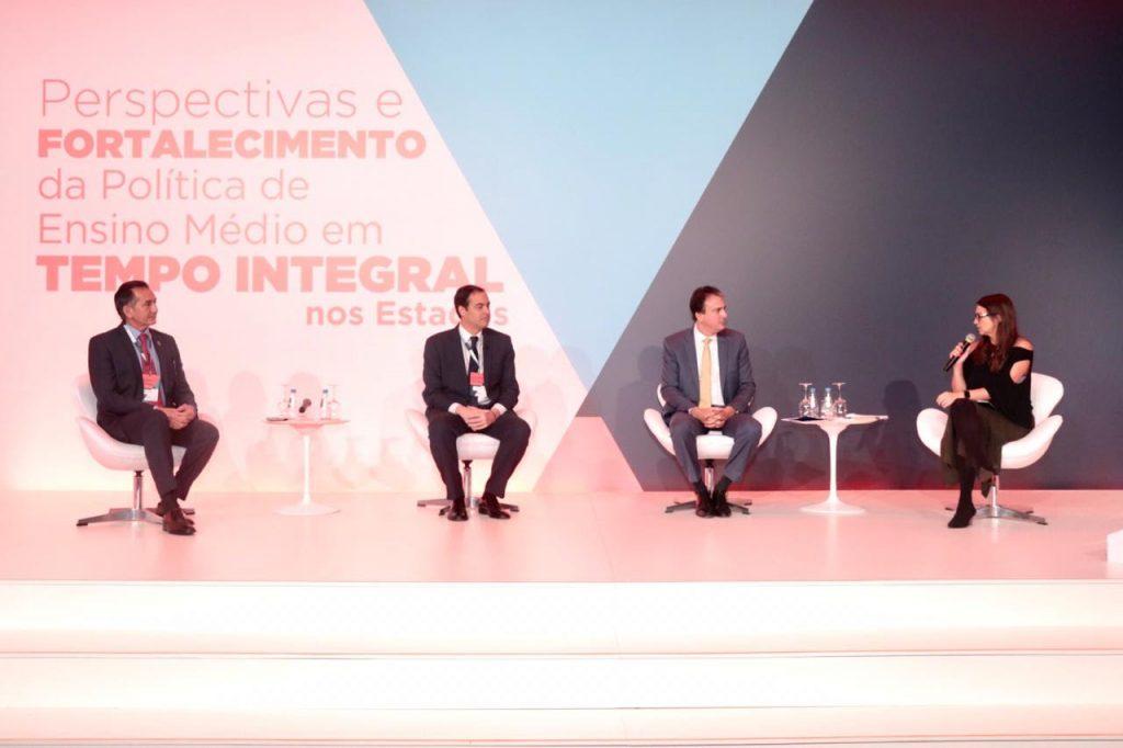 Governadores de Pernambuco, Ceará e Amapá debater o Ensino Médio em Tempo Integral
