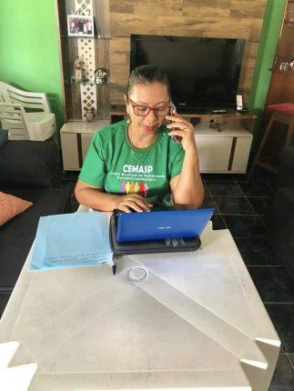Em Manaus, os trabalhos para reduzir os índices de abandono e evasão escolar também continuam.